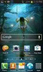 Fairy Swing Live Wallpaper screenshot 3/3