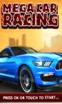 Mega Car Racing -free screenshot 1/1
