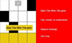 Black Tiles White Tiles game screenshot 4/4