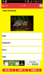 Free Guess The Animal Quiz iGame For Kids screenshot 2/5