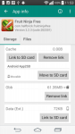 Link2SD Plus proper screenshot 1/6