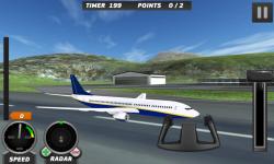 Airplane Flying Flight Pilot screenshot 3/6