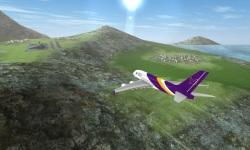 Airplane Flying Flight Pilot screenshot 4/6
