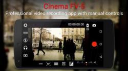 Cinema FV-5 special screenshot 1/6
