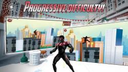 Spider Avenger Dash top screenshot 2/4