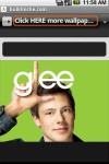 Cool Glee TV Series Wallpapers screenshot 1/2