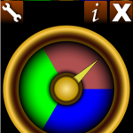 Roulette Wheel Free screenshot 1/3