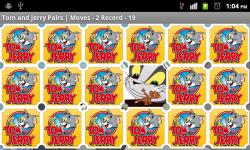 Tom and Jerry pairs screenshot 1/2