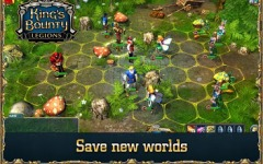 King's Bounty: Legions screenshot 2/5