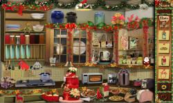 Free Hidden Objects Game - Mr Claus Kitchen screenshot 3/4