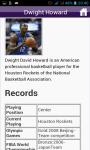Basketball Players Quick Facts screenshot 4/4
