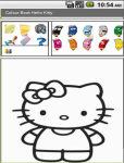 Hello Kitty Color screenshot 2/3