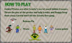 Scooby Doos Pirate Pie Toss screenshot 3/6