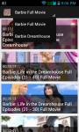 Barbie Video screenshot 1/2