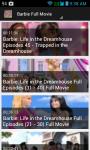 Barbie Video screenshot 2/2