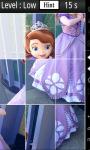 Kids Puzzle Princess Sofi screenshot 2/6