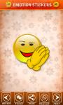Emotion Chatting Stickers screenshot 2/4