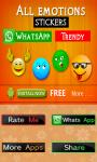 Emotion Chatting Stickers screenshot 4/4