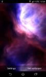 Liquid Cloud Live Wallpaper  screenshot 1/3