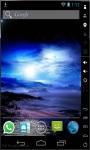 Northern Blue Lights Live Wallpaper screenshot 1/2