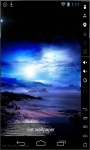 Northern Blue Lights Live Wallpaper screenshot 2/2