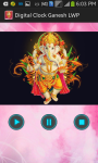 Digital Clock Ganesh LWP screenshot 6/6