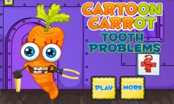 Cartoon Carrot Dentist screenshot 2/3
