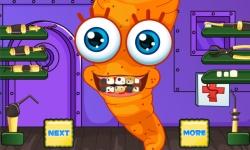 Cartoon Carrot Dentist screenshot 3/3