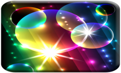 Galaxy S5 Bubble Live Wallpaper HQ screenshot 3/5