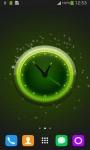 Luminous Clock Live Wallpaper screenshot 3/6