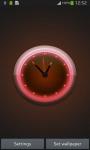 Luminous Clock Live Wallpaper screenshot 6/6