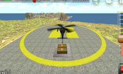 Gunship Carrier Helicopter 3D screenshot 2/6