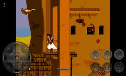 Aladdin 1993 SEGA screenshot 4/5