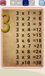 Maths Tables screenshot 3/4