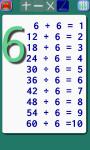 Maths Tables screenshot 4/4
