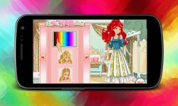 Barbies Patchwork Peasant Dress screenshot 4/4