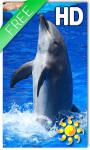 Animal Dolphin Live Wallpaper screenshot 1/2