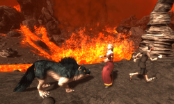 Monster Dog Simulator 3D screenshot 1/6