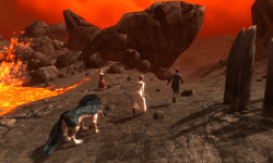 Monster Dog Simulator 3D screenshot 4/6