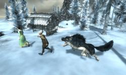 Monster Dog Simulator 3D screenshot 5/6