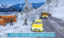 Hill Taxi Driver 3D screenshot 1/4