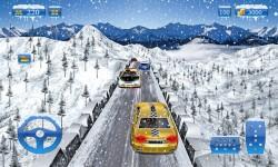 Hill Taxi Driver 3D screenshot 2/4