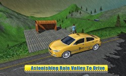 Hill Taxi Driver 3D screenshot 3/4