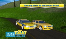 Hill Taxi Driver 3D screenshot 4/4