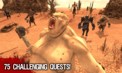 Fat Ogre Action 3D screenshot 1/5