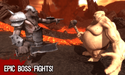 Fat Ogre Action 3D screenshot 4/5