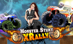 MONSTER STUNT X RALLY screenshot 1/4