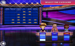 Jeopardy HD star screenshot 3/6