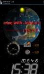 Earth Clock Lite - Alarm Clock screenshot 1/6