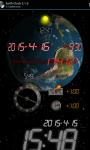Earth Clock Lite - Alarm Clock screenshot 3/6